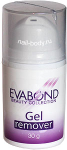 Гель ремувер Eva Bond Gel Remover, 30 гр.