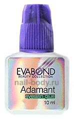 Клей для наращивания ресниц Adamant Eva Bond Beauty Collection, 10 мл.