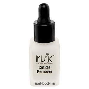 Cuticle Remover Irisk - средство д/удал. кутикулы с миндал. маслом и аллант, 12 мл