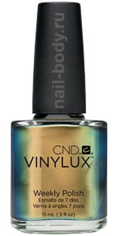 CND VINYLUX Guilded Pleasure №115
