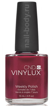 CND VINYLUX Red Baroness №139