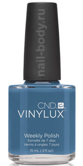 CND VINYLUX Blue Rapture №162